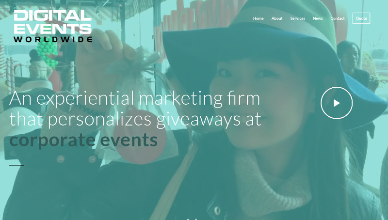 Digital Events Project